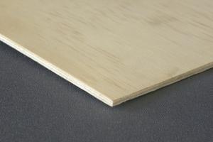 thin pine plywood