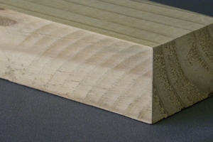 pine structural timber